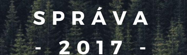 Výročná správa za rok 2017