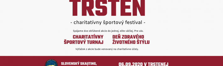 TRSTEN | charitatívny športový festival
